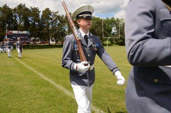 Veteran's Service & Alumni Parade - Kevin Yeager