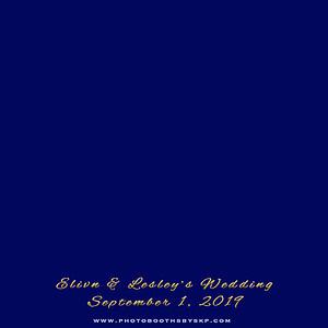 Elvin & Lesley's Wedding Reception