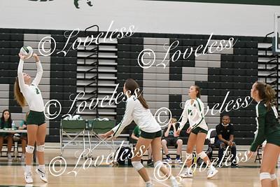 Volleyball vs Wilson Central (JV & V) 9/10/20