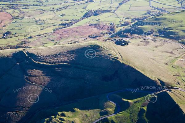 Mam Tor Hill Fort
