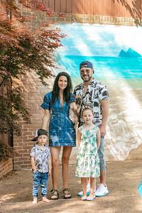 Ali's Family Portraits