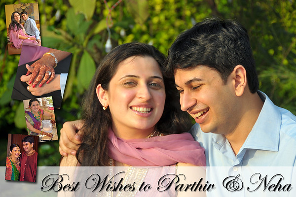 Pre-wedding Parthiv & Neha Mehta, Dec'09