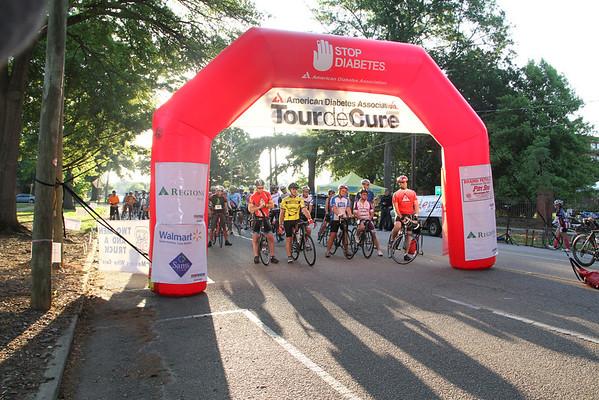 Tour de Cure 2014