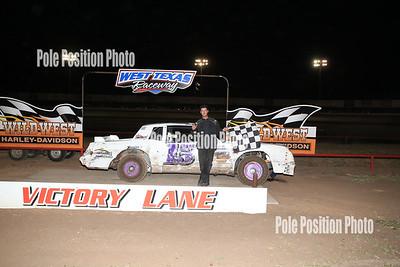 West Texas Raceway 8.16.19