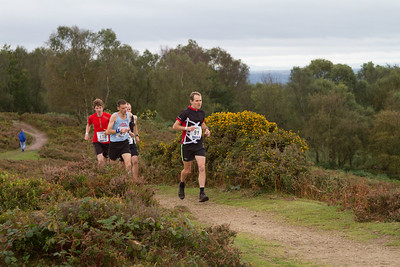 Sandstone Trail Race 2012