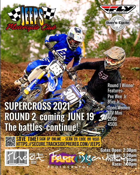Jeeps SX 2021 Magazine Round 2