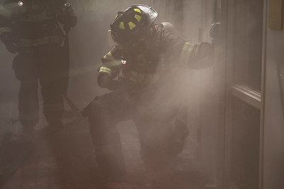 Structure Fire Training 8-18