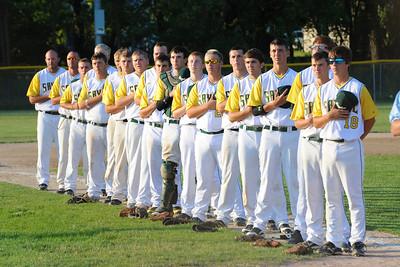 Varsity Baseball - Jefferson 2012