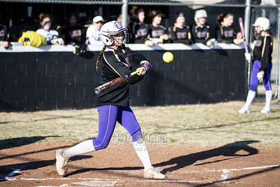 Softball vs. Lawton Christian