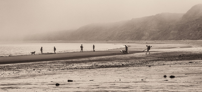 The Early Boaters