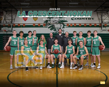 La Crescent-Hokah boys basketball BBB1920