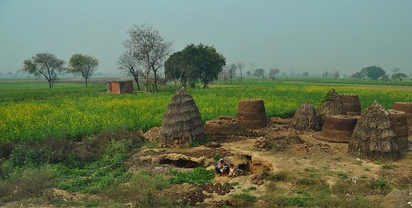 Delhi to Lishu Road Trip