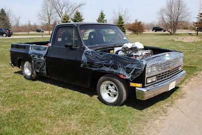 '86 Chevy Pick up