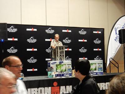 Ironman Volunteer Appreciation Banquet