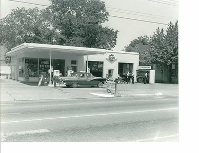 Old  Service Stations in or around Paducah