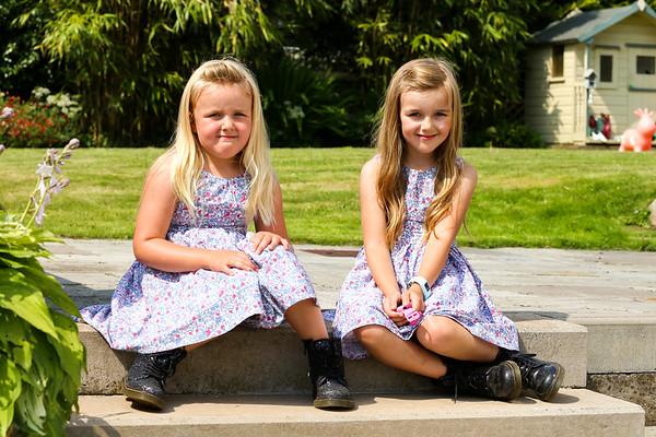 Summer Portrait Shoot - Paisley Family
