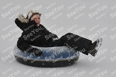 Snow Tubing 3-1-13 1-3pm session