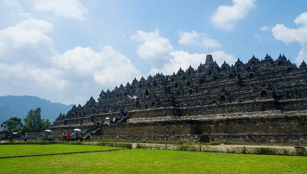 Borobudur Temple..Jogjakarta