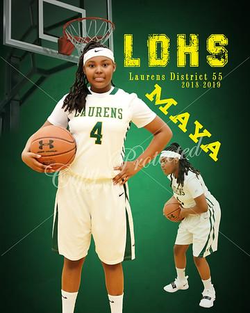 LDHS Basketball