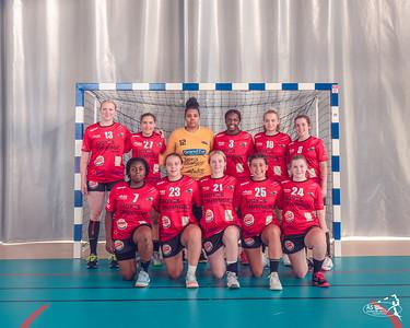 Match de préparation: DoleChaussin/ASMT