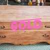 Oak 2-Drawer Dresser