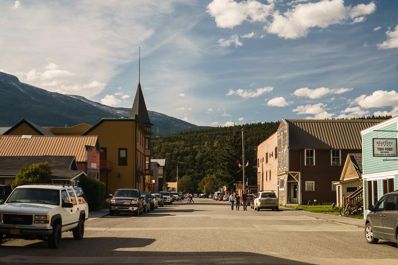 Skagway, AK.