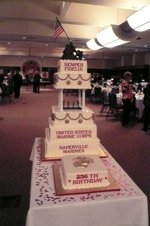 Marine Corps Banquet November 10, 2011