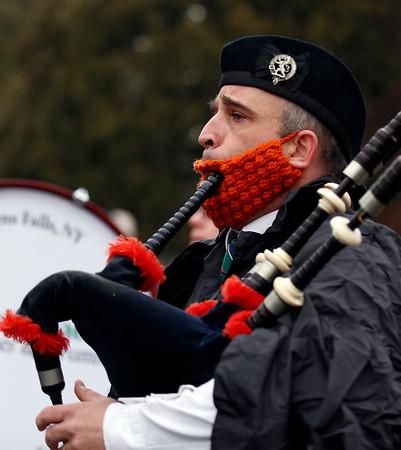 Hoosick Falls St. Patrick's Day Parade. 03.14.15