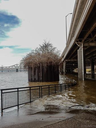 Ohio River Flood 2015