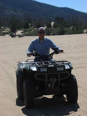 ATV with John F