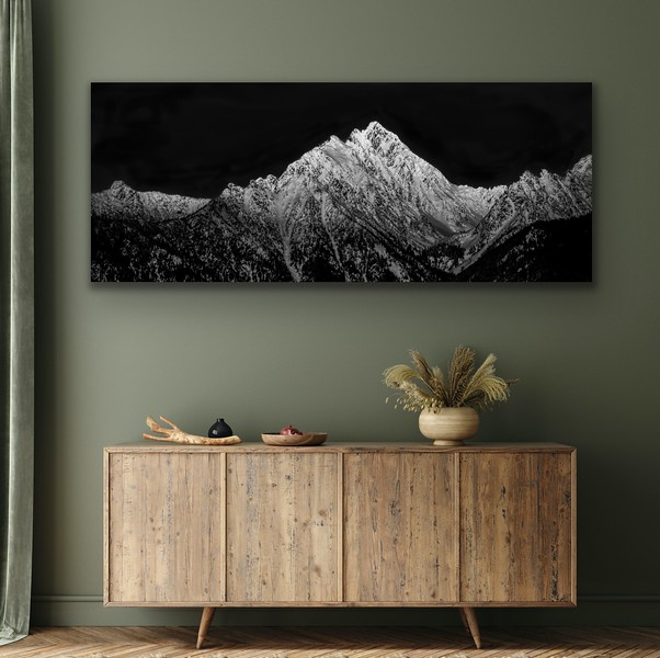 'Fisher' Canvas Wrap
