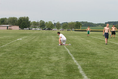 2009 KHS Football camp