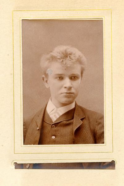Johanne Hedemanns Album billede nr. 110