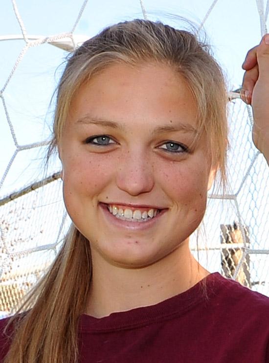 . 2/28/13 - Katie Pratt-Thompson,  Wilson High School soccer. Photo by Brittany Murray / Staff Photographer