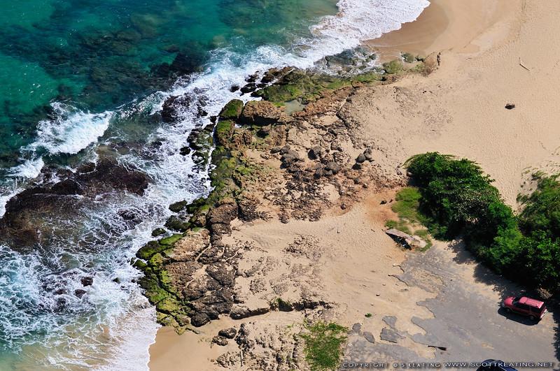 """Aguadilla, Puerto Rico <br /> Borinquen<br /> N18, 29' 26.3373"""" W67, 9' 20.7551"""""""
