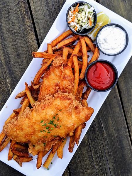 Glenora Distillery and Inn fish and chips 8.jpg