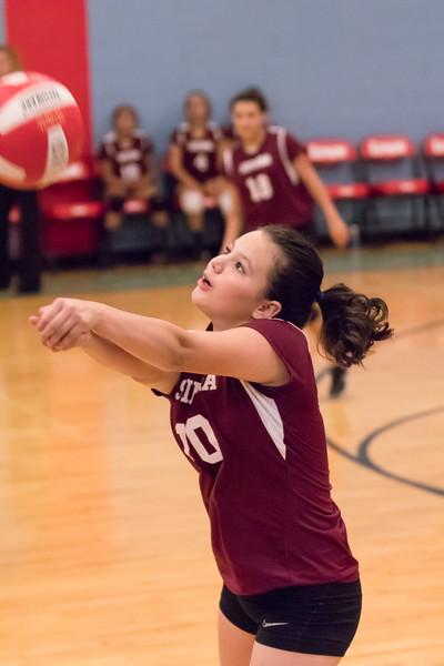 Sierra Volleyball 09-21-2017