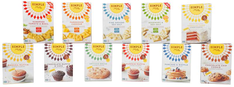 Simple Mills Cracker Shoot 1-26-16