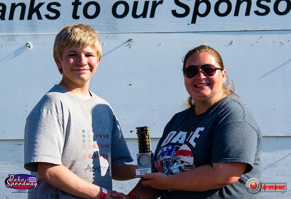 2018 - Oahe Speedway - Winners Circle - 07-07-18