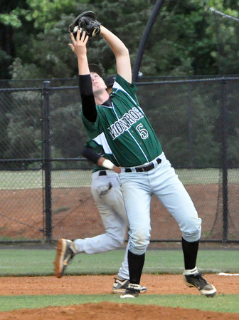 William Monroe crushes Essex 2012