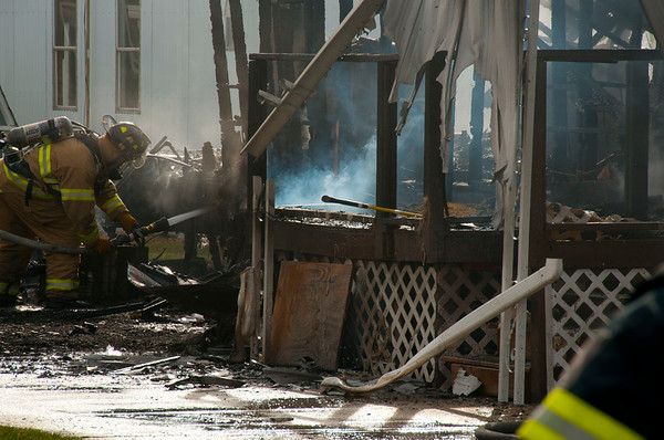 Bartlett FPD MABAS Box for Mobile Home Fire - Oct. 29, 2010