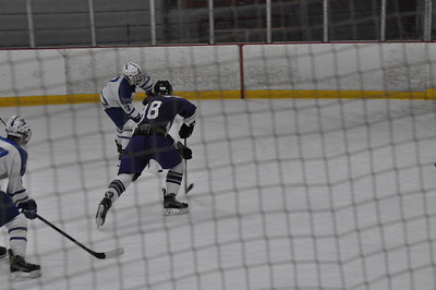 2018-2019 Varsity Hockey vs. St. Xavier (12/26/2018)
