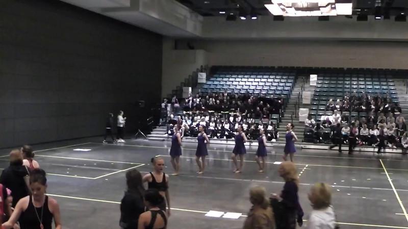 April 2-3 Nationals-Officer Dances