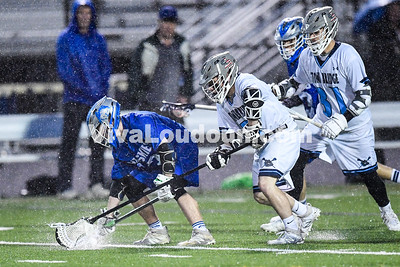 Boys Lacrosse: Tuscarora vs Stone Bridge 4.24.2018 (by Mike Walgren)