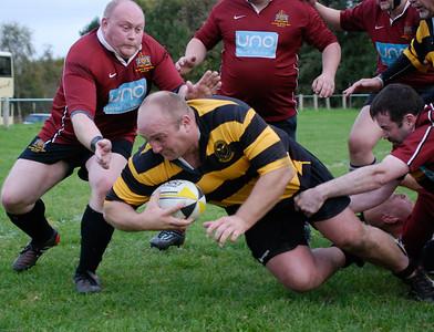 Telford 3rd's vs Newcastle -u-Lyme