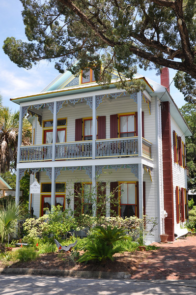 "The historic city of Cedar Key is located on the west coast of Florida just over one hundred miles north of Tarpon Springs.  Named after the Cedar trees in the area once used for the manufacture of wood pencils it is now more renowned for its fishing, oyster, and clam production.  The ""old island"" lifestyle makes it a unique place to visit."