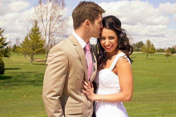 Mel & Corey Wedding Reception