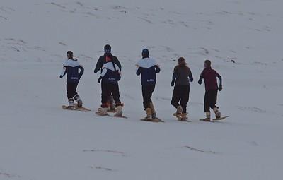 Biathlon Snowshoe - Mar. 7, 2016