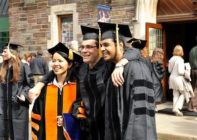 Graduate Hooding 2012