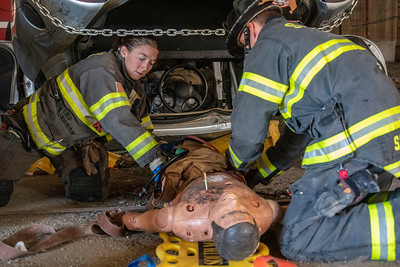 Mass Casualty Incident EMS Tech Team Training